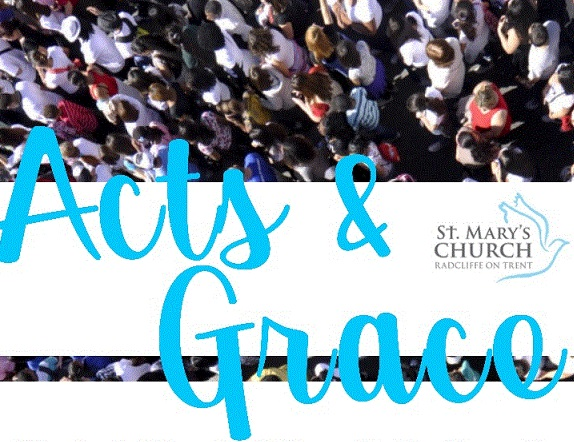 Acts & Grace - crowd of people