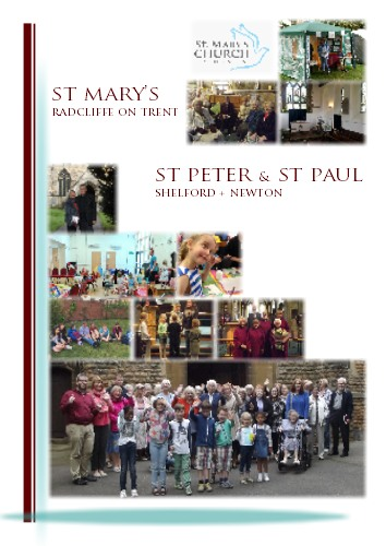 Parish Profile Cover